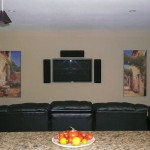 Busch Home Theater Santa Rosa Home Theater Project