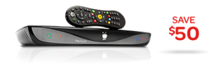 TiVo Roamio DVR Save 50 dollars