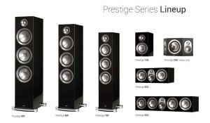 Paradigm Prestige Family-Lineup-Piano-Black